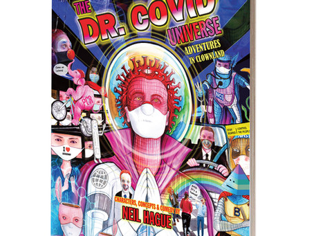 The Dr. COVID UNIVERSE is here!