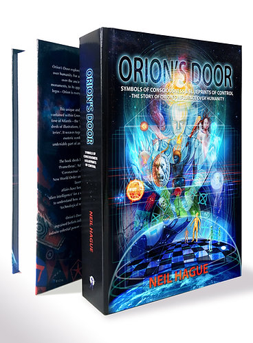 Orion's Door: Symbols of Consciousness - Hard Back Edition