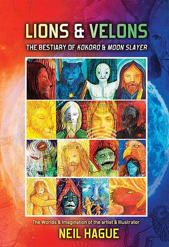 Lion's & Velons: The Bestiary of Kokoro & Moon Slayer