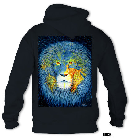 Christ Lion - College Hoodie