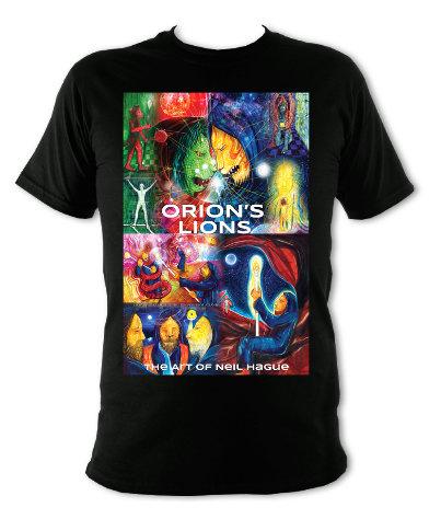 Orion's Lions Unisex T-shirt