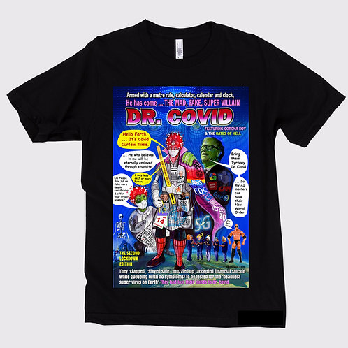 Dr. Covid Unisex T-shirt