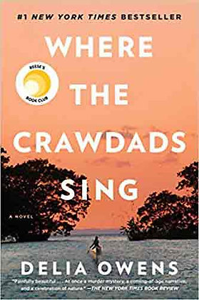 Where The Crawdads Sing Hardcover
