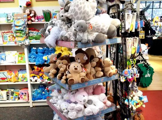 Stuffed Animals To Love!
