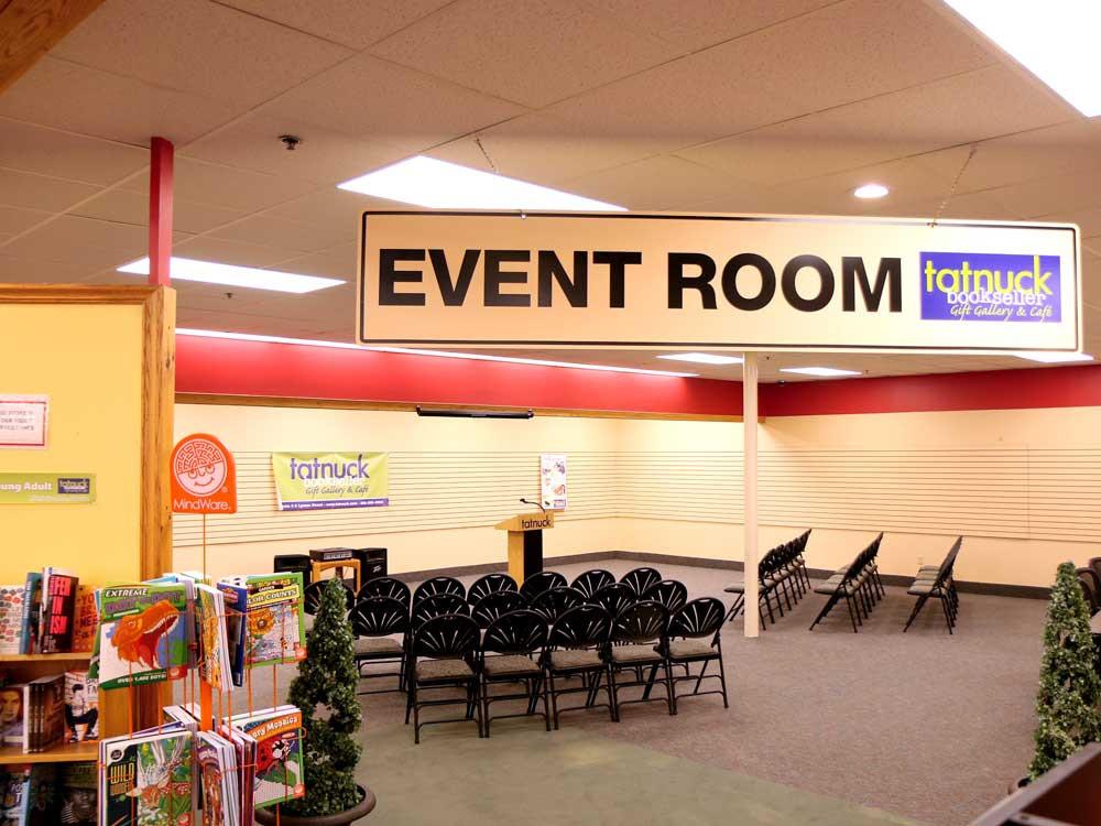 Tatnuck Event Room