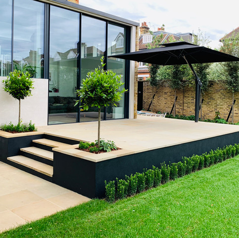 Luxury Garden Putney