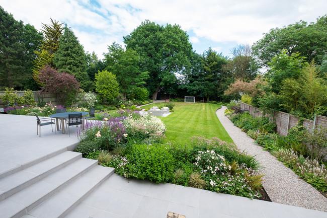 Large Family Garden Totteridge N20