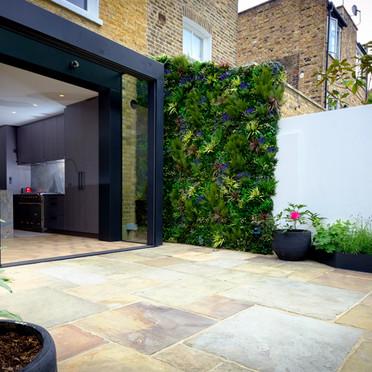 Fulham Low Maintenance Garden