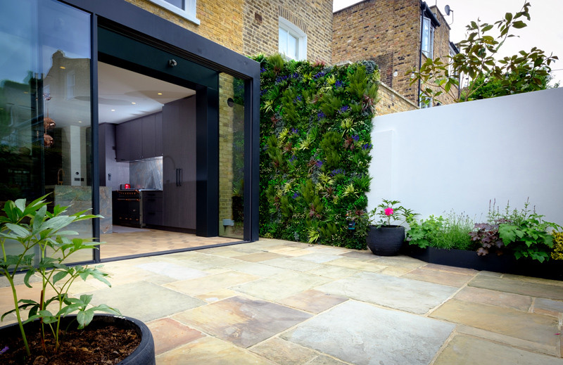 Low Maintenance Garden London, Fulham