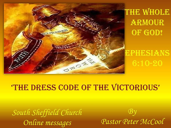 The dress code of the victorious - the w