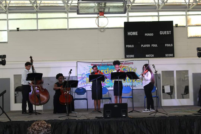 Drew Academy String Chamber Group
