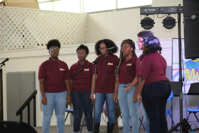 Carver Women's Emsemble