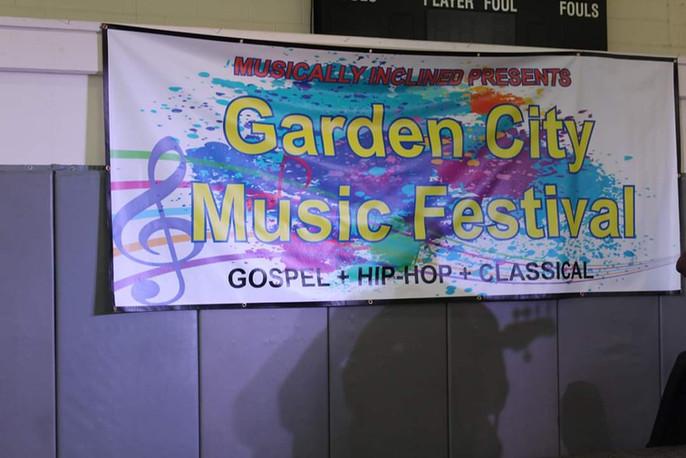 2018 Garden City Music Festival