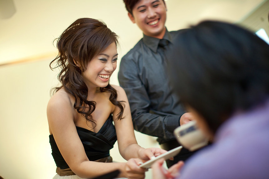Singapore Wedding Photography, wedding day, tea ceremony