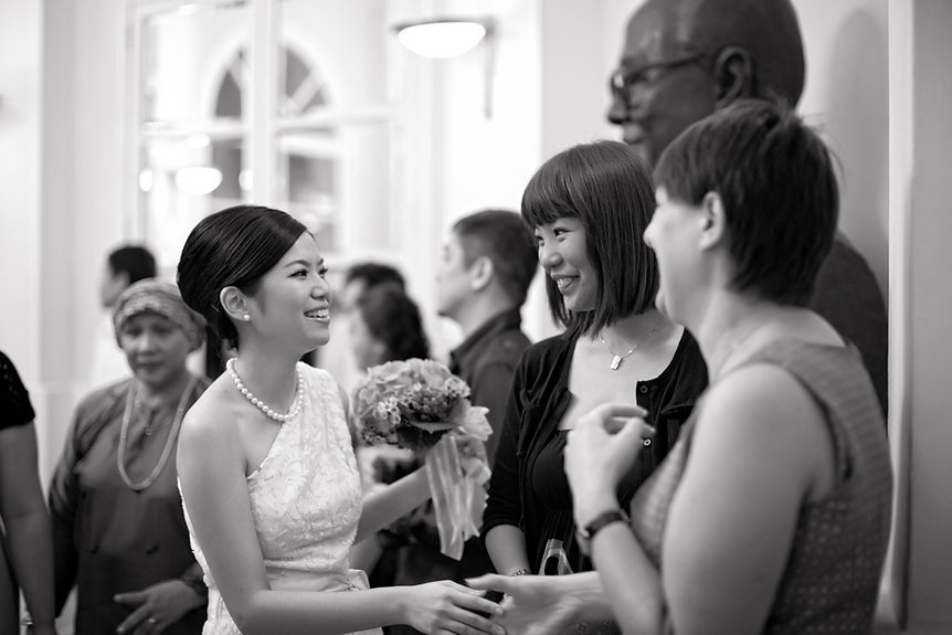 Singapore Wedding Photography, wedding day, wedding reception