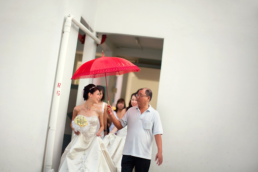 Singapore Wedding Photography, wedding day