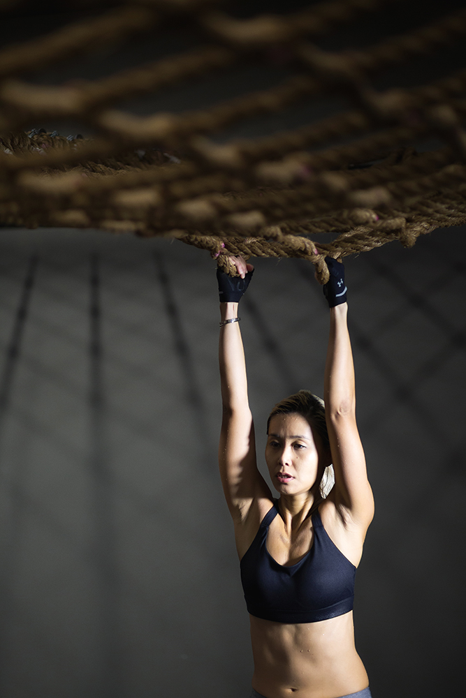 Marie Choo TripleFit Under Armour