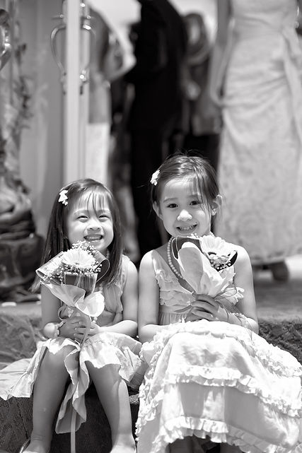 Singapore Wedding Photography, wedding day, kids