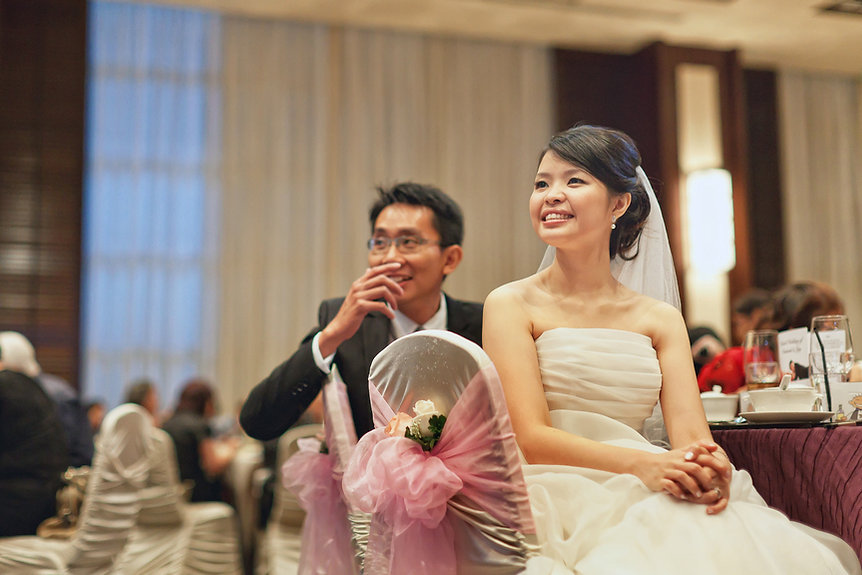 Singapore Wedding Photography, wedding day, wedding banquet