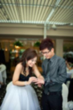 Singapore Wedding Photography, wedding day, solemnization, ring exchange