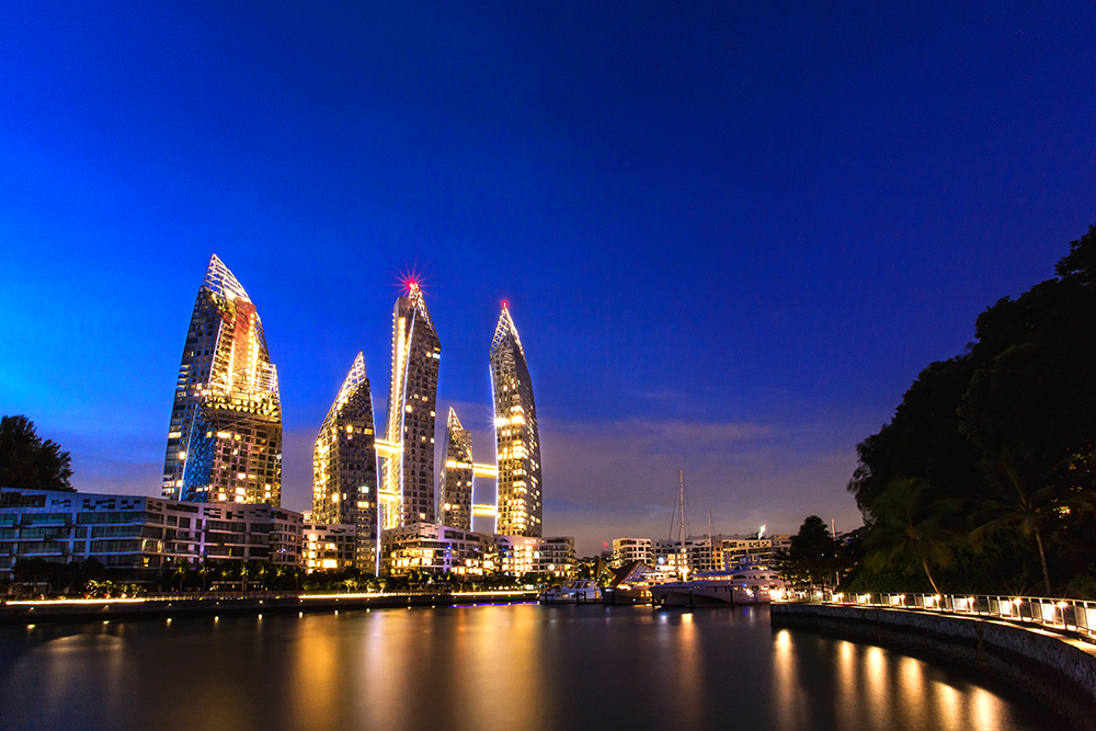 Reflection Singapore