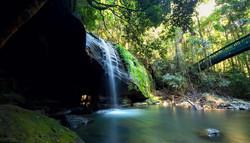 Buderim Waterfall Australia