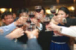 Singapore Wedding Photography, wedding day, toasting