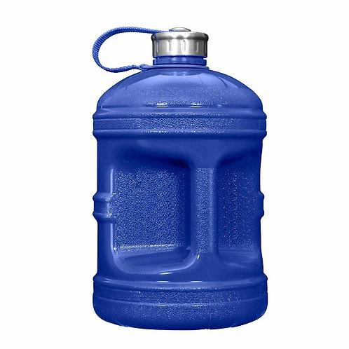 Geo Sports Bottle 1 Gallon Solid Blue