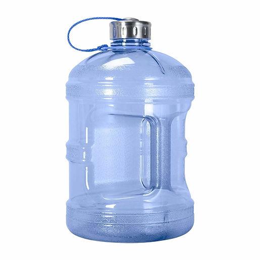 Geo Sports Bottle 1 Gallon Dark Blue