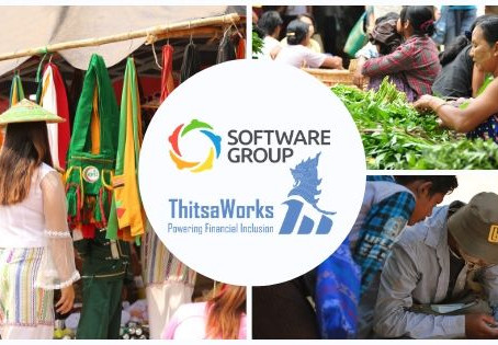 Software Group teams up with ThitsaWorks to support Myanmar's financial inclusion roadmap