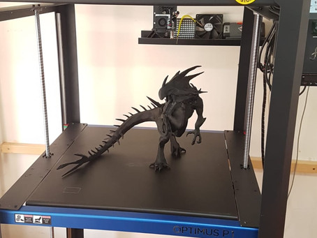 Reaper King - printed by our customer ProjectK