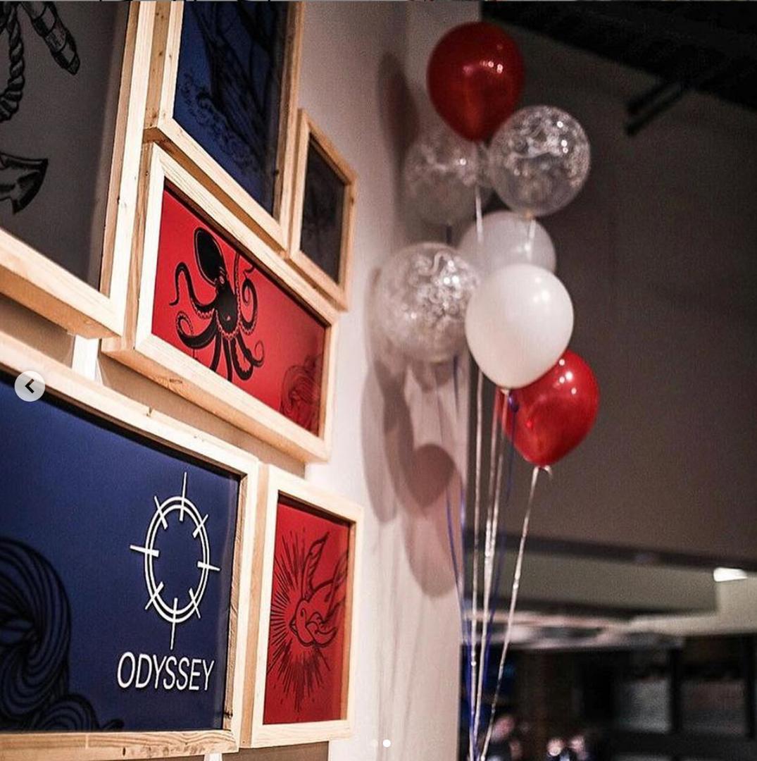Odyssey Coffeehouse