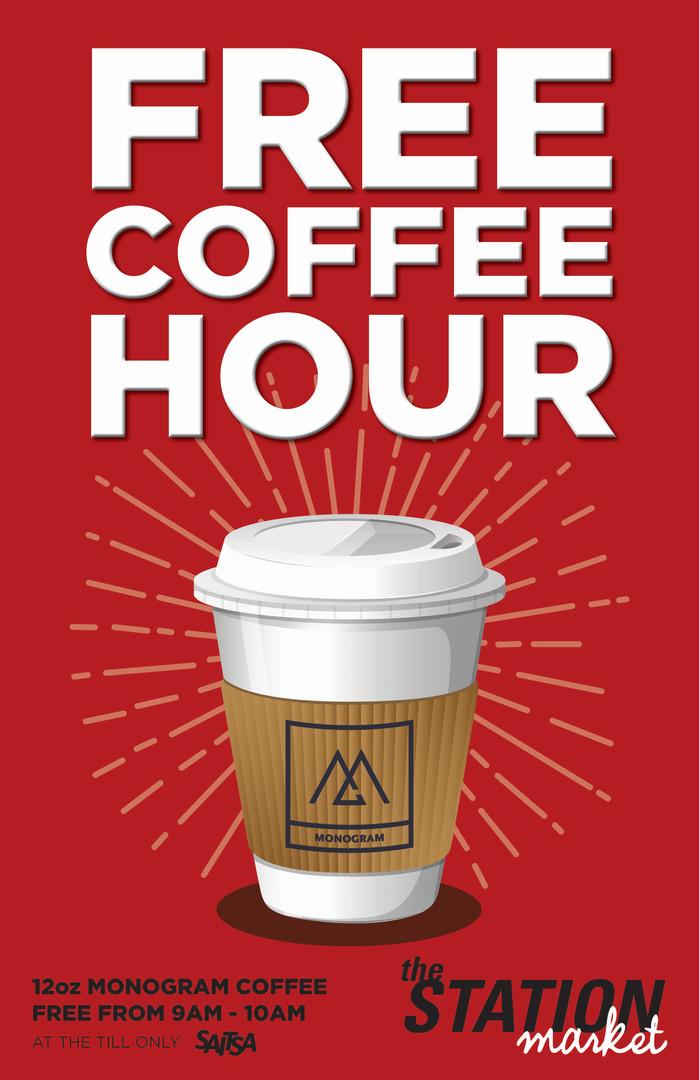 Free Coffee Hour
