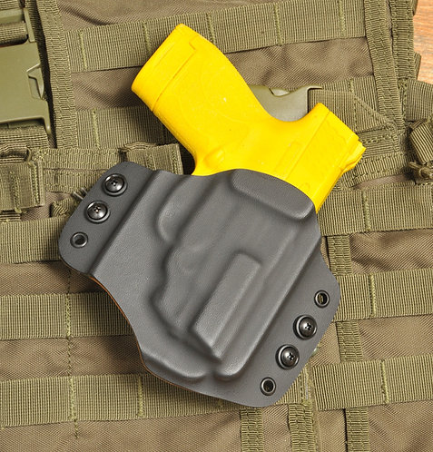 Holster for M&P Shield M2.0, w/ Integrated Crimson Trace, 9mm/40, OWB