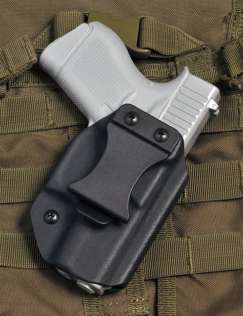 Holster for Glock 43, 43X 9mm, IWB, Kydex