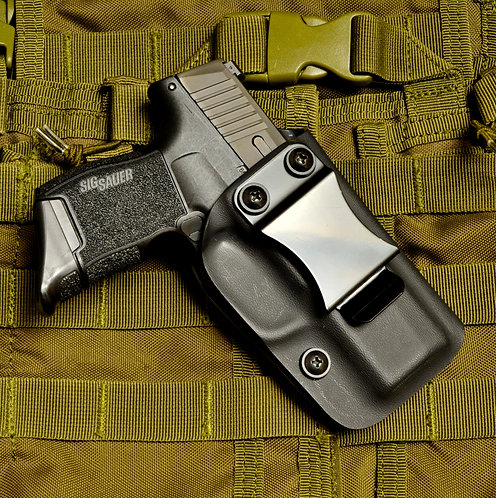 Holster for SIG P365, 9mm, IWB, Kydex
