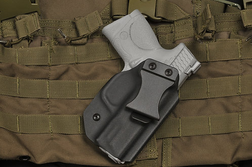 Holster for Smith & Wesson M&P Compact, 9c/40c, 3.5in Barrel, IWB, Kydex