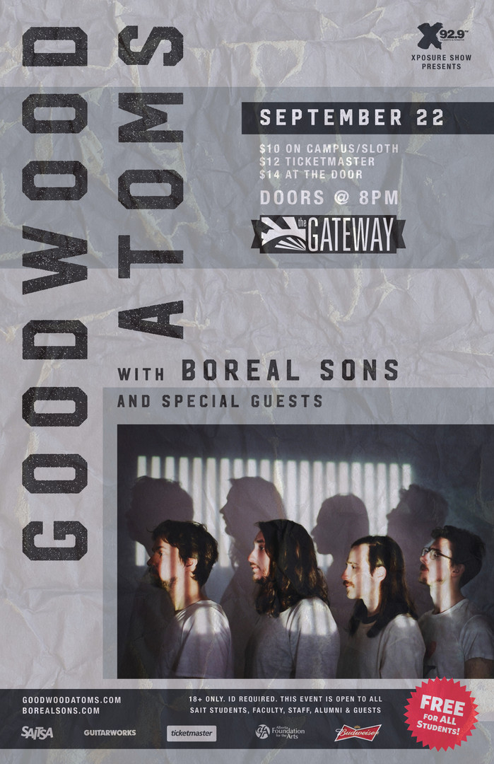 Goodwood Atoms@ The Gateway
