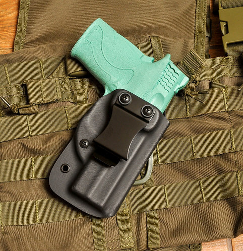 Holster for Smith & Wesson Shield, 380EZ, IWB, Kydex