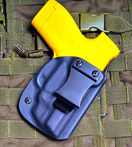Holster for M&P Shield M2.0, w/ Integrated Crimson Trace, 9mm/40, IWB