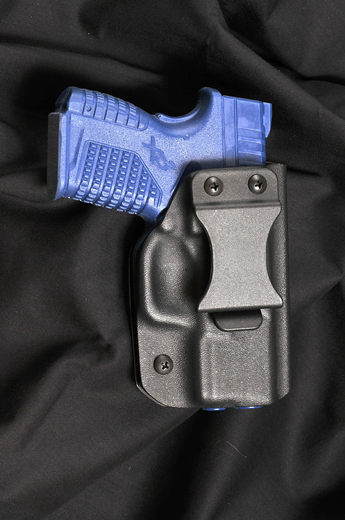 "Holster for Springfield XDS 3.3"", 9mm/40S&W, IWB, Kydex"