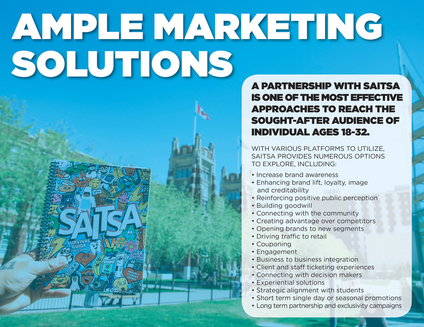 SAITSA Sponsorship Deck - Page 5