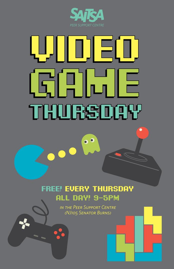 Video Game Thursday