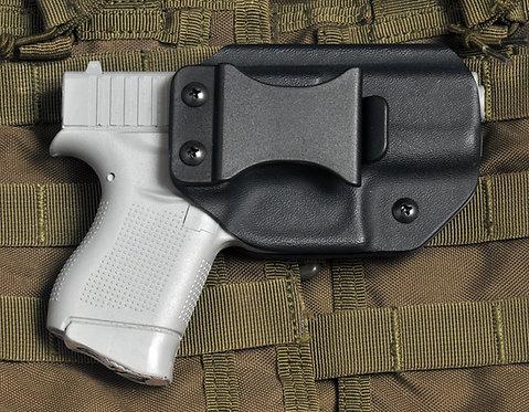 Holster for Glock 42, .380, IWB, Kydex