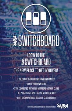 SAITSA Switchboard
