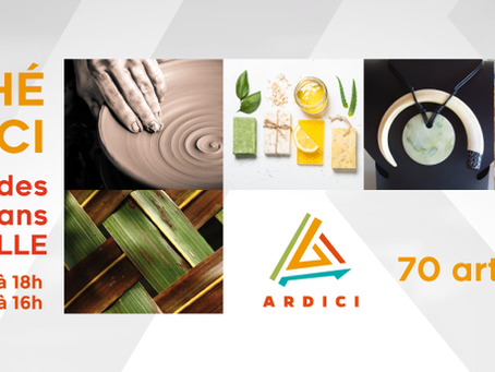 Salon ARDICI- Du 17 au 19 septembre 2021