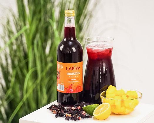 Lafiya Hibiscus Drink Original, 750ml (3 Pack)