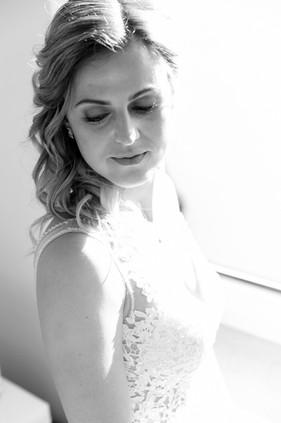 Brautstyling fotografiert von Silbermann-Fotografie