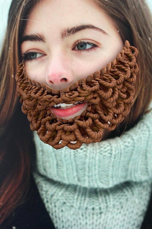 Wool Beard