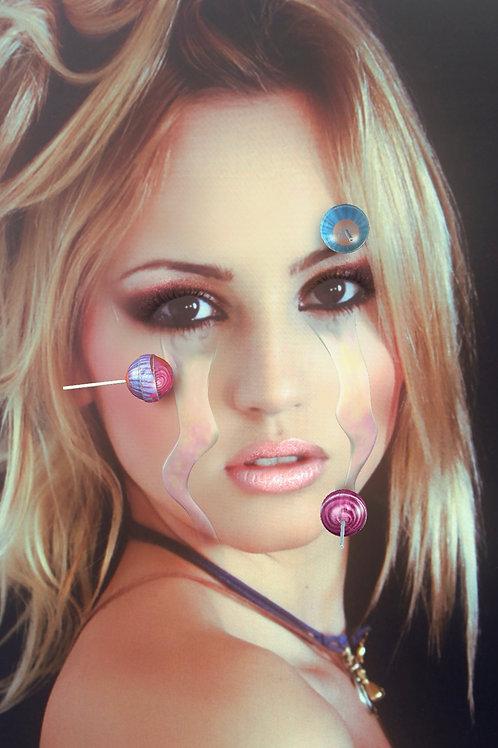 Lollipop Face